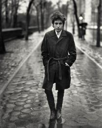 Bob Dylan, Central Park, New York, 1965 Richard Avedon