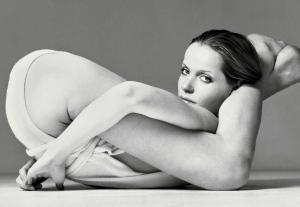 Veruschka, Wrap by Giorgio di Sant'Angelo, New York studio, March 1972