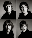 Richard Avedon - The Beatles - Look Magazine 1968_01_05
