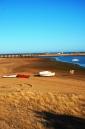 Isla Cristina - Marea Baja