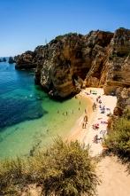 Fotografía de Viaje: Algarve - Portugal (Praia de Santa Ana)