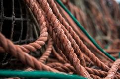 Fotografía de Viaje: Algarve - Portugal. Cuerdas marineras